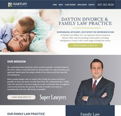 Hartley Law Office, LLC is located in Dayton, OH and focuses on family law and divorce.  #AttorneyAaronHartley