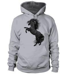 black horse in art_sth   horse unicon  #horse