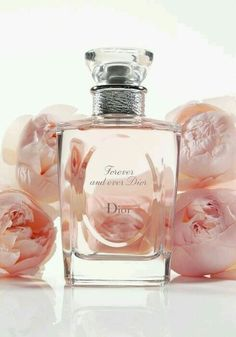 Forever and Ever Dior Christian Dior perfume - a fragrance for women 2006 Perfume Scents, Perfume And Cologne, Best Perfume, Perfume Bottles, Dior Fragrance, Pink Perfume, Chanel Perfume, Parfum Dior, Parfum Paris