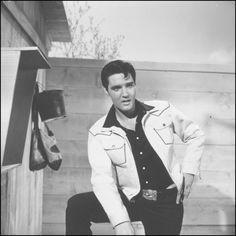 """""""Tickle Me"""" hit the big screen on July 7, 1965. Allied Artists Studio, which produced this film, was in deep financial trouble. Col. Parker agreed to cut Elvis' fee of $1 million to $750,000 plus 50% of the profits, and they used songs that had already been recorded instead of cutting brand new soundtrack. The film turned out to be the third-highest grossing film for the studio and kept it from bankruptcy for a while longer."""