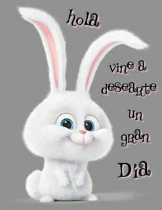Bendiciones Rabbit Wallpaper, Bear Wallpaper, Cute Wallpaper Backgrounds, Wallpaper Iphone Cute, Cute Cartoon Wallpapers, Snowball Rabbit, Funny Cartoon Gifs, Cute Bunny Cartoon, Rabbits