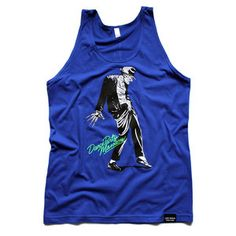 The Other Gloved One Tank Top now featured on Fab.
