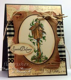 Special Delivery by flowergal36 - Cards and Paper Crafts at Splitcoaststampers