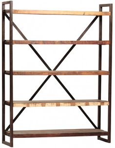 Dovetail - Avila Book Shelf  - Furnitureland South