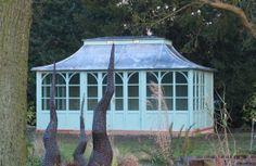 Garden Room by HSP Garden Buildings Garden Buildings, Conservatories, Sunrooms, Glass House, Porches, Garden Landscaping, Gazebo, Gardens, Outdoors