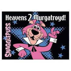 Would you believe the email spell checker did not recognize the word Murgatroyd?