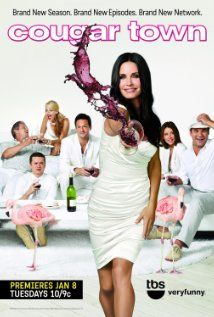 """Cougar Town (TV Series 2009– ) A really good show that suffers from a terrible title and description. It's more like """"Friends"""" for the 40-something crowd but not as obnoxious. :)"""