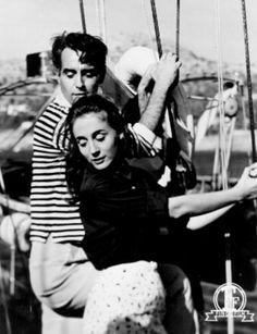 ΕΛΛΗ ΛΑΜΠΕΤΗ Greece Pictures, Old Pictures, Julia Roberts, Horror Movies, Actors & Actresses, Personality, Cinema, Couple Photos, People