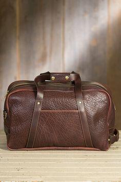 c13267b9321 24 Best Duffel bag images   Duffel bag, Leather bags, Leather men
