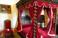 Quarto onde morre Leonardo da Vinci, no Château du Clos Lucé, Vale do Loire - Fornecido por Ticiana Cristina Giehl