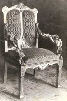 Imperial furniture of Catharina the Great