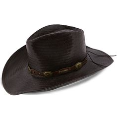 2edbe5d70a493 Buy Stetson Roxbury - Shapeable Leather Cowboy Hat online in 2019 ...