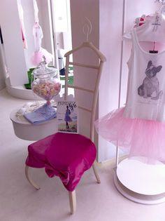 #Pepita - Collezione Estate 2013 #sedia #design #tutu #cenerentola #fortedeimarmi #glamour