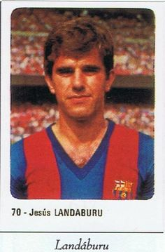 El Barça de 1979-80  LANDÁBURU