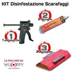 Check Out Our Awesome Product:  Kit Disinfestazione Scarafaggi di Wuoppy per €168,90 Root Pest control>>>>>>Proteggiti da ospiti indesiderati