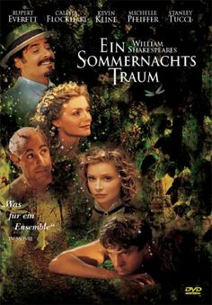 Ein Sommernachtstraum, Regie: Michael Hoffman, 1999 | Nach der Komödie von William Shakespeare.