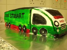 My first Eddie Stobart