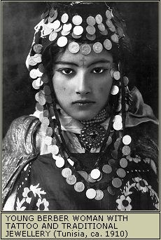 The ongoing study out of Wise, Virginia matched the phenotypes of the Melungeons in that area, with the Berbers of Northern Africa. My maternal grandmother had melungeon heritage