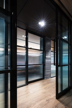 Decor Systems acoustics were used to create a modern space that manages sound effectively, an important element in office design. Modern Spaces, Create, Projects, Inspiration, Design, Home Decor, Log Projects, Biblical Inspiration, Blue Prints