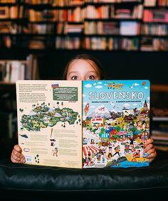 Detská obrázková knižka o malej krajine v srdci Európy, SLOVENSKO – Hľadaj a nájdi. Deti sa samé alebo s rodičmi zoznamujú hravou a náučnou formou s našou maľebnou krajinou a významnými rodákmi ale...