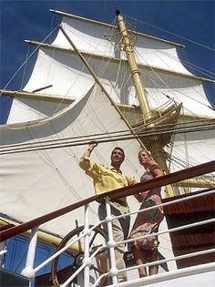 Royal Clipper - Lisbon, Portugal to Marseille, France: 13 N - Mediterranean Sea - Sailing Ship Adventures: Sailing Vacations and Tall Ship C...