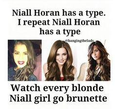 I'm brunette!!