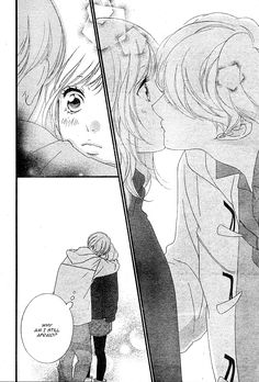 Gosh finally some kissing in a romance anime again out of the kiss lack ☺Page #42 | Read Ao Haru Ride - PAGE. 35 Online - Mangasaurus, Read Manga Online!