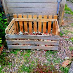 My DIY Compost bin