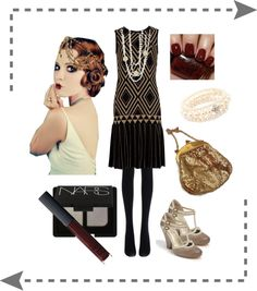 1920s Themed Party- Outfit Inspiration