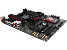 Refurbished: MSI MSI Gaming 970 Gaming AM3+/AM3 AMD 970 and SB950 SATA 6Gb/s USB 3.0 ATX Motherboards - AMD