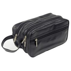 New Travel Toiletry Bag with Mini Labled Bottles Included By Renwick *** Click image to review more details.