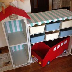 53 Toy Storage Ideas and Tips Room Interior Design, Furniture Design, Montessori Room, Playroom Decor, Toy Storage, Storage Ideas, Woodworking Projects Plans, Diy Toys, Kids And Parenting