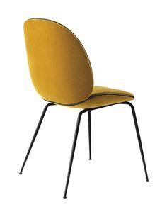 GUBI // Beetle chair in Velluto di Cotone 312 by GamFratesi