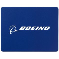 Boeing Mousemat with Signature Logo