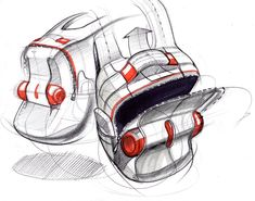 Sketch-A-Day: Daily Sketches from Industrial Designer, Spencer Nugent - Page 391
