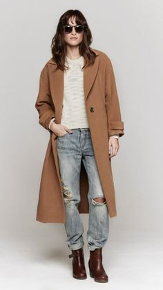 Love a good camel coat
