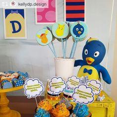 Repost from @kellydp.design --> Biscoitos lindos by @mardejujuba ... #TopRankRepost #mardejujuba #backyardigans #biscoitosdecorados #decoratedcookies #instagood #fofuradodia #amanteigado #biscoito #biscoitodecorado #festainfantil #festabackyardigans #decoracaobackyardigans #tasha #austin #uniqua