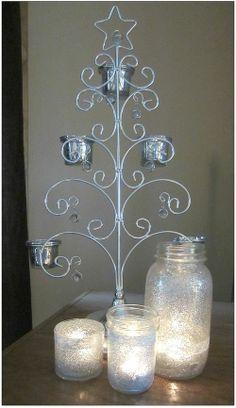 Helmar Glitter Jar - diy glittered jar