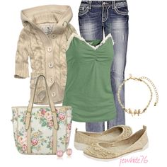 """""""Dainty Spring"""" by jewhite76 on Polyvore"""