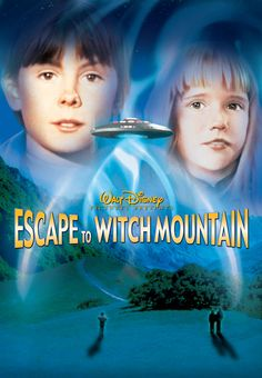 Escape to Witch Mountain | Disney Movies Remember this?