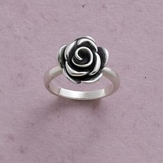 Valentines Collection 2015 - Rose Blossom Ring #RoseRing #JamesAvery #ValentinesDay