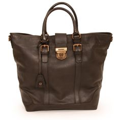 Belstaff - Vikky Leather Bag - AntiqueBlack