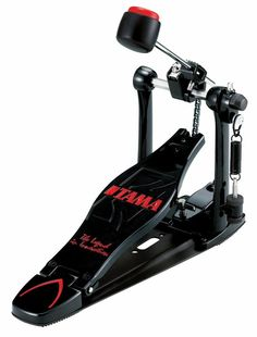 A more affordable version of the Iron Cobra kick pedal, the Tama Iron Cobra Junior delivers the same Power Glide cam shape and beater angle adjustment. Iron Cobra, Diy Drums, Drum Pedal, Bass Drum, Drum Kits, Listening To Music, Music Stuff, Excercise, Stability