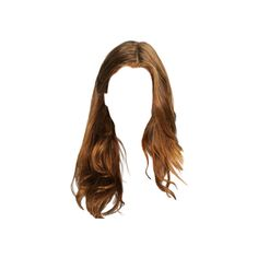 richards1jl511.png (400×489) ❤ liked on Polyvore featuring beauty products, haircare, hair styling tools, hair, brown hair, doll hair, doll parts and wigs