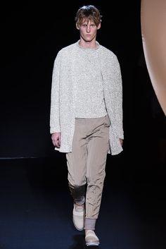 Wooyoungmi Spring 2016 Menswear Fashion Show