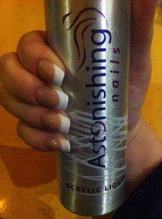Award winning brand Astonishing Nails