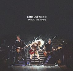 Long live <3 I love love love this song.
