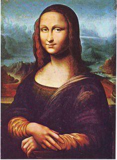 """Switzerland  """"Mona Lisa"""""""