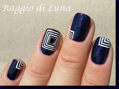 Raggio di Luna Nails, 7/6/13: Born Pretty Store Review: Metal 3D Nail Art Decorations