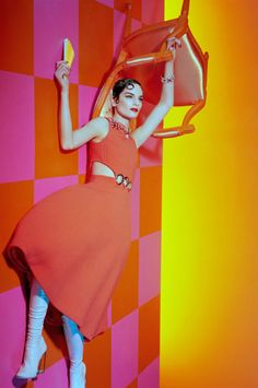 Vogue Italia March 2015 | Iris Strubegger | Miles Aldridge
